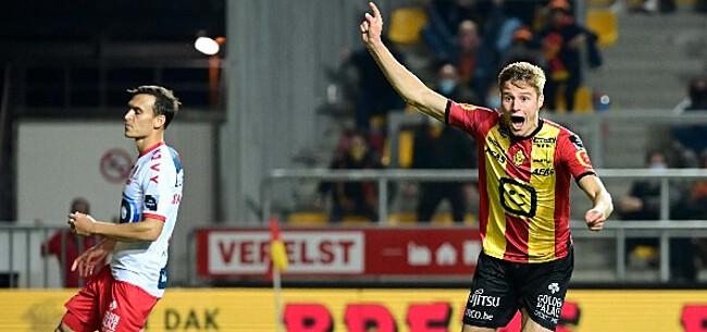 Foto: 'Voet verlaat Club na uitleenbeurt aan KV Mechelen voor Nederland'
