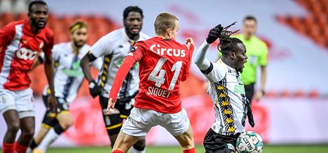 Foto: Charleroi penalty ontnomen?