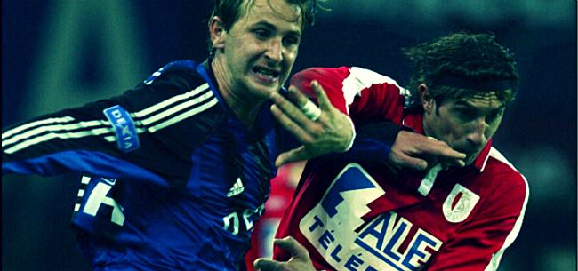 Foto: Ultieme XI van de Belgische competitie (2000-2020): Linksback