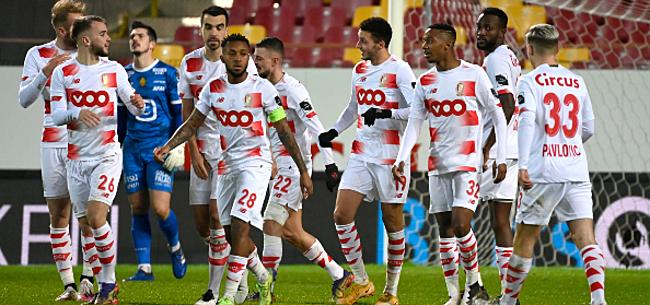 Foto: 'KV Kortrijk en Seraing kunnen weer aankloppen bij Standard'