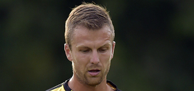 Foto: Treffer Croizet onvoldoende voor Mechelen, STVV dankt nieuwkomer
