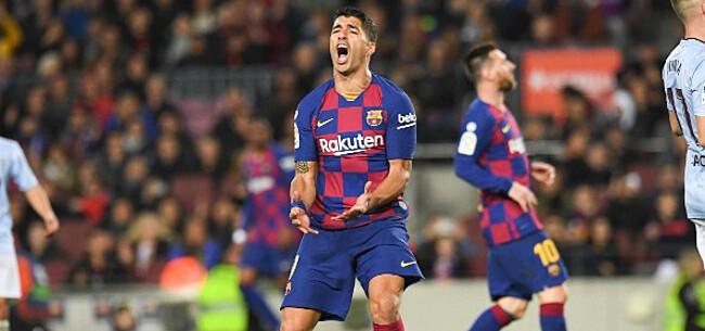 Foto: Koeman maakt bekend waarom Suarez weg moest