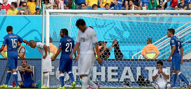 Foto: Bijtincident zit Suárez nog altijd dwars: