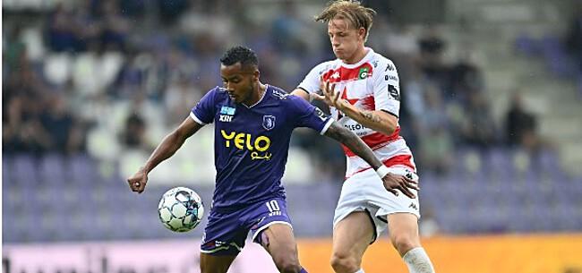 Foto: Beerschot incasseert nederlaag tegen Cercle Brugge