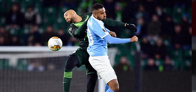 Foto: Overzicht verhuurde spelers: Huurlingen van Genk en Anderlecht aan het kanon