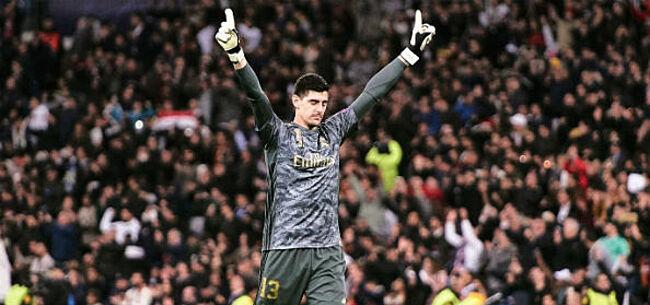 Foto: Courtois aan de basis van vertrek Bale: