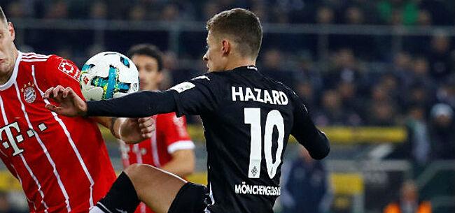 Foto: 'Dortmund doet eerste bod op Thorgan Hazard, maar vangt bot'