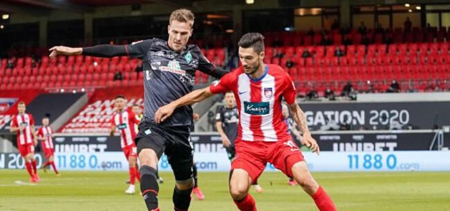 Foto: Heidenheim bevestigt transfer Kleindienst naar AA Gent