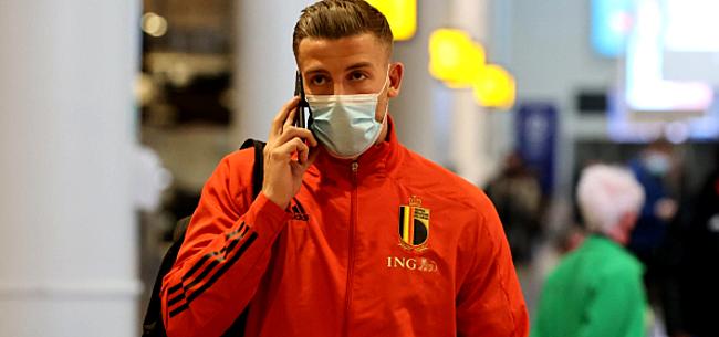 Foto: Ajax zet deur open voor terugkeer Alderweireld