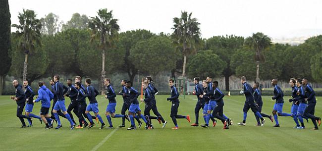 Foto: Transfer naar Club Brugge breekt nieuwkomer zuur op
