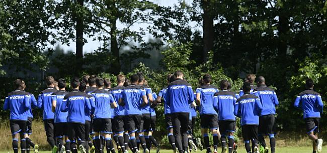 Foto: Revelatie Club Brugge charmeert internationale toppers