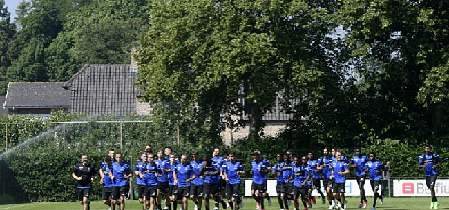 Foto: 'Aanvaller Club Brugge weigert transfer en hoopt op JPL-ploeg'