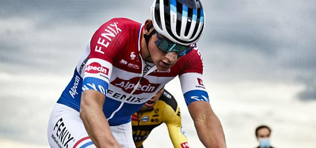 Foto: Van der Poel testte bij Belgische topclub:
