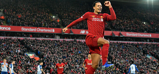 Foto: 'Liverpool trekt 30 miljoen uit voor vervanger Van Dijk'