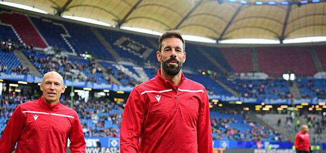 Foto: Van Nistelrooy:
