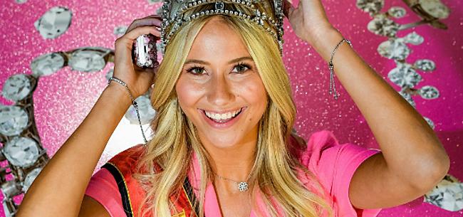 Foto: Miss België geeft favoriete Belgische club prijs