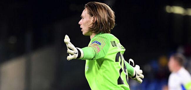 Foto: Vandevoordt kent horrordebuut in Champions League: