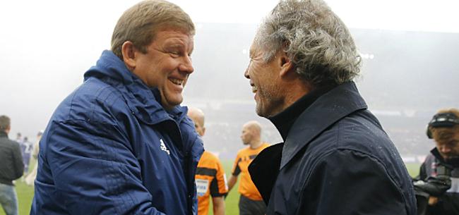 Foto: 'AA Gent polste bij Preud'homme en Vanhaezebrouck'