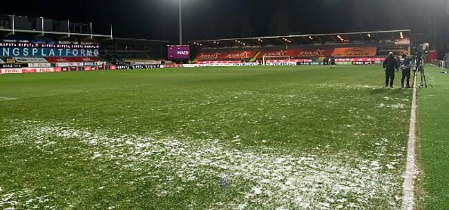 Foto: Pro League wil ingrijpen na debacle met ijsvelden