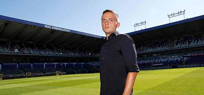 Foto: Eerste Anderlecht-transfer staat al vast: