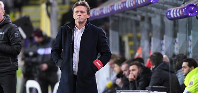 Foto: Anderlecht kan opnieuw rekenen op 2 sterkhouders
