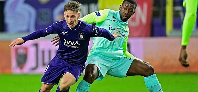 Foto: Verschaeren en Cobbaut staan voor comeback bij Anderlecht