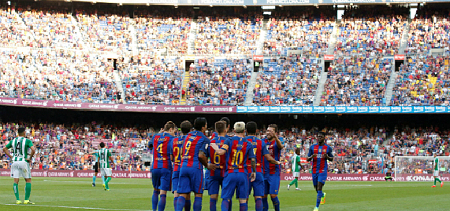Foto: 'Man Utd, Chelsea en Juventus wilden sterkhouder Barcelona wegkapen'