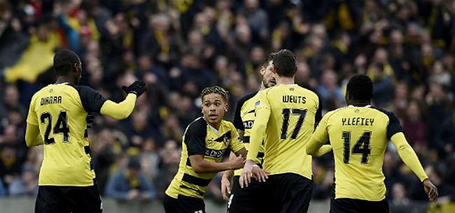 Foto: Lierse SK haalt zijn slag thuis: