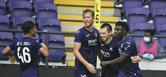 Foto: 'Anderlecht gaat voor absolute jackpot'