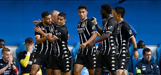 Foto: 'Napoli laat oog vallen op speler Charleroi'