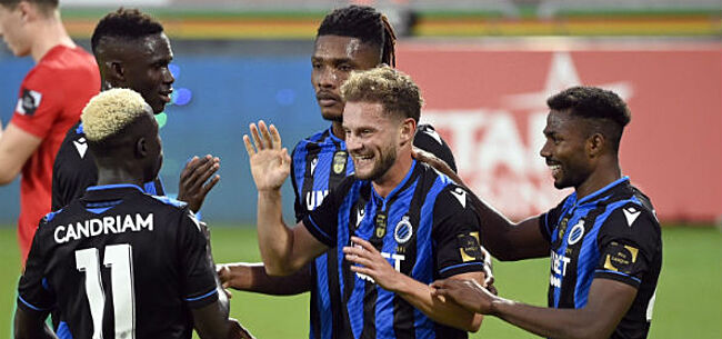Foto: 'Titularis dwingt Club Brugge tot transferuitzondering'