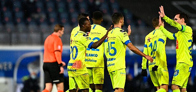 Foto: OHL laat derde plaats liggen na ruime nederlaag tegen AA Gent