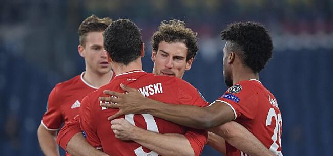 Foto: Bayern veegt Lazio van de mat, Giroud loodst Chelsea voorbij Atletico