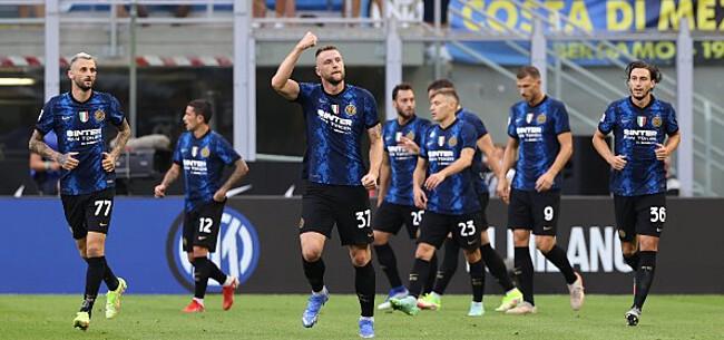 Foto: 'Inter wil Lukaku doen vergeten met transfervrije slag'