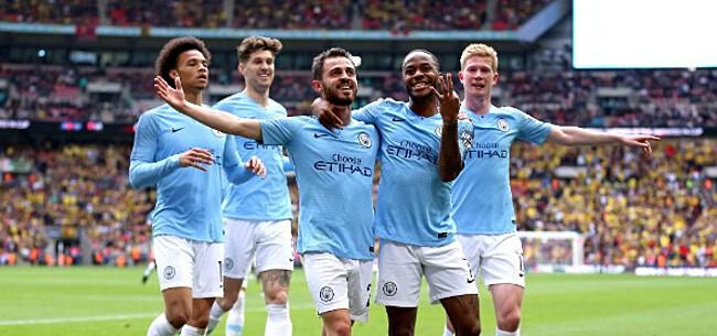 Foto: City slaat toe en haalt oude bekende terug naar Manchester