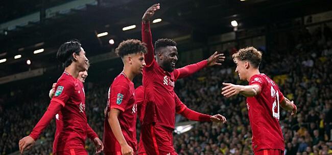 Foto: 'Liverpool wil uithalen met grootste tweeklapper'