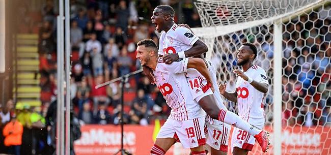 Foto: Standard trekt met tien zege over de streep in Luikse derby