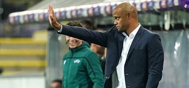Foto: 'Anderlecht drukt door voor nieuwe rechterhand Kompany'