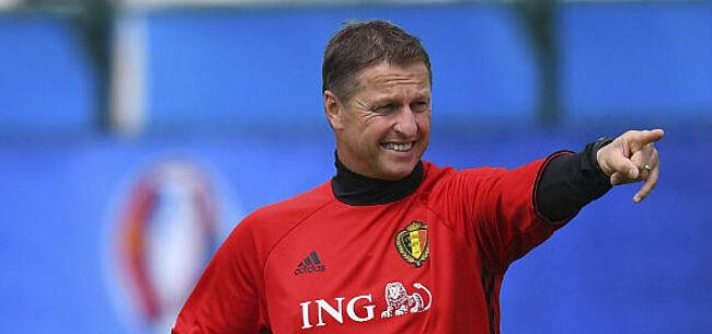 Foto: Borkelmans neemt ontslag als bondscoach van Jordanië