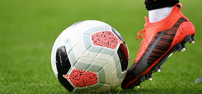 Foto: Voetbal Vlaanderen denkt niet aan stopzetting amateurvoetbal