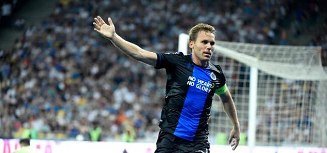 Foto: Club Brugge stoot door na thriller: