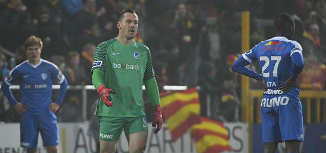 Foto: Genk bevestigt: Géén Vukovic tegen Antwerp