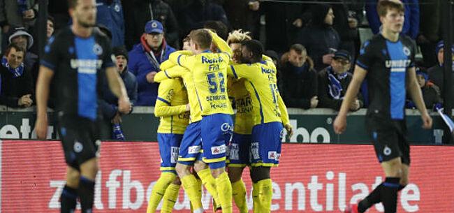Foto: 'Waasland-Beveren test spelers van Frankfurt en Emmen'