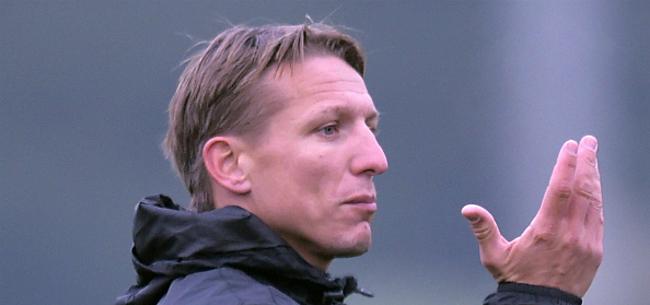 Foto: Sonck haalt hard uit naar speler Club Brugge: