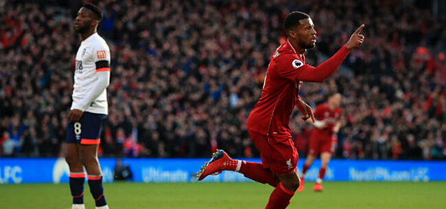 Foto: Wijnaldum legt uit waarom hij Liverpool verliet