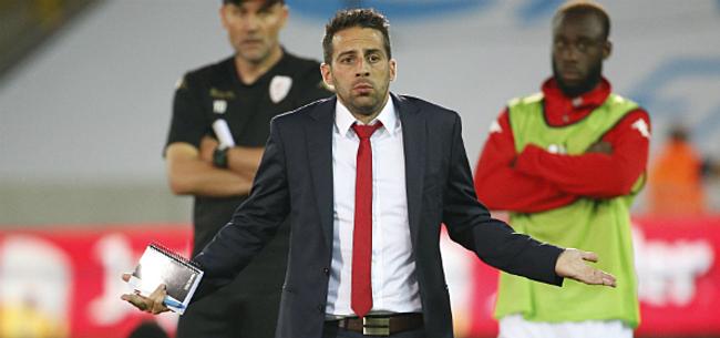 Foto: Ferrera haalt fors uit naar spelers: