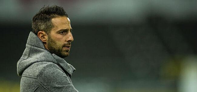 Foto: Ex-coach Yannick Ferrera ziet STVV play-off 1 nog mislopen