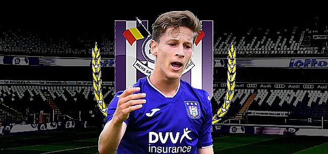 Foto: Veelbelovend 'Anderlecht B': met goedkeuring van Kompany