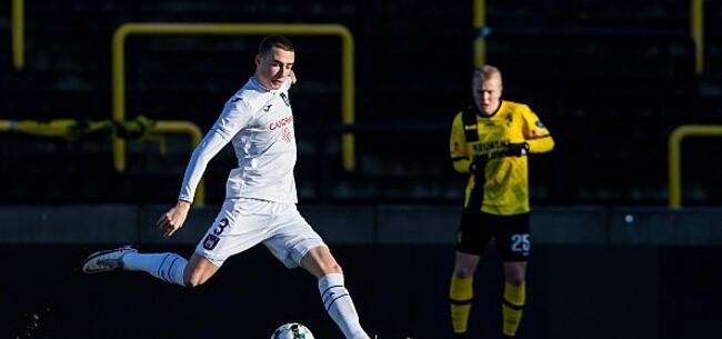 Foto: Anderlecht schotelt nieuwste jeugdproduct contractverlenging voor