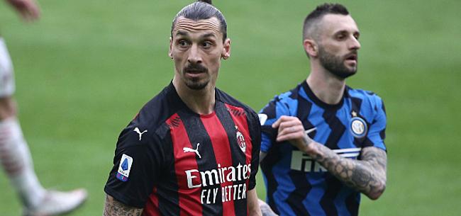 Foto: Rode kaart van Zlatan zorgt voor opvallende wending